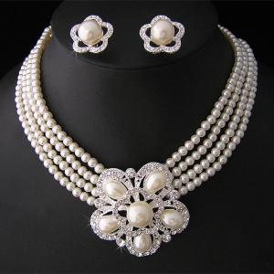 Set perle Breakfast At Tiffany's0