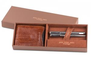 Silver & Brown Accessories by Jos von Arx0