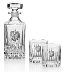 Set Whisky Eagle for Two by Valenti - Made in Italy0