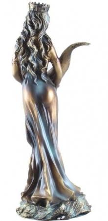Statueta Zeiţa Fortuna - 25 cm înălţime5