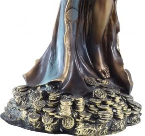 Statueta Zeiţa Fortuna - 35 cm înălţime3