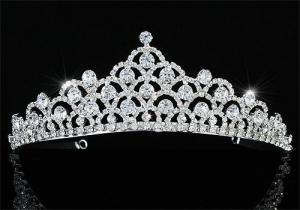Tiara Borealy Bridal Wedding Pageant Prom0
