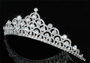 Tiara Borealy Bridal Wedding Pageant Prom1