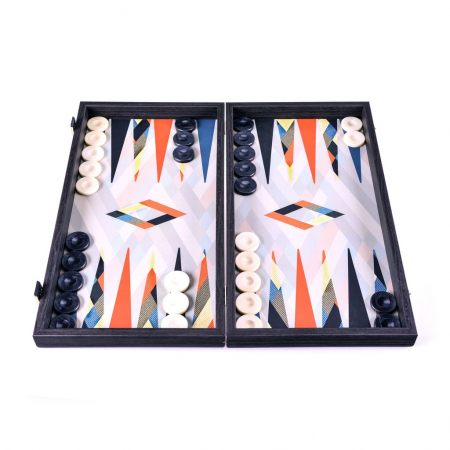 Table Creative Abstract Multicolor Design made in Greece by Manopoulos [0]