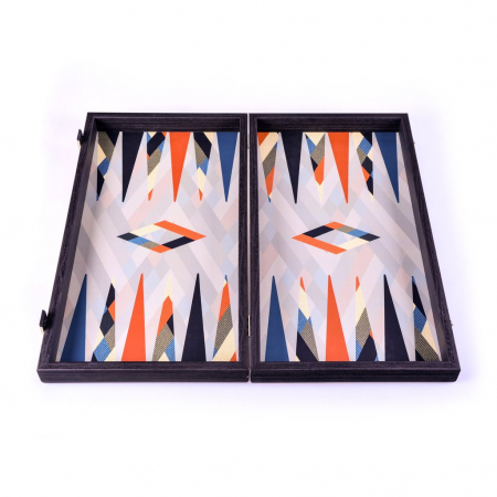 Table Creative Abstract Multicolor Design made in Greece by Manopoulos [1]