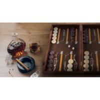 TABLE MANOPOULOS CREATIVE ROBUSTO CIGAR REPLICA LEMN [1]