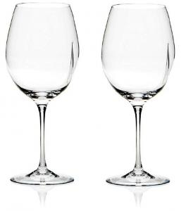 Set 2 pahare Tecnico glass wine by Colle Vilca Marcolin (Handmade crystal) - Made in Italy2
