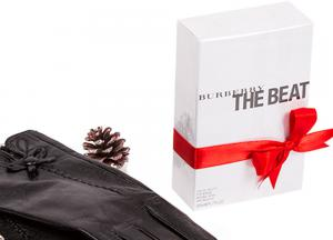 Burberry Beat of The Winter for Her + Decoratiune de Craciun din Ceramica2