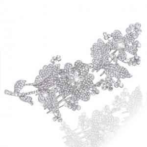 Agrafă Borealy Bride Flowers Luxury0
