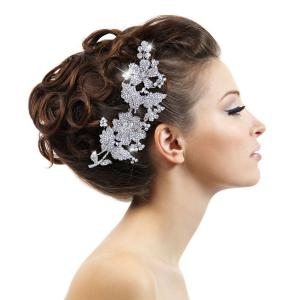 Agrafă Borealy Bride Flowers Luxury1