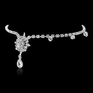 Tiara Borealy Crystal Chantilly Luxe Brow Band2