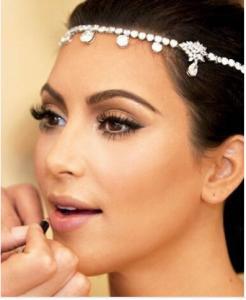 Tiara Borealy Kim Kardashian2