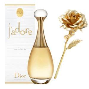 Trandafir Aur 24k & Dior J'Adore Apa de Toaleta 100 ml