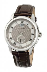 Watch Small Second Grey Jos von Arx0