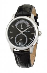 Watch Retrograde Black Jos von Arx0