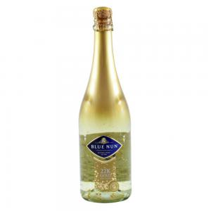 Sampanie Foita de aur Blue Nun 0,75 ml Gold Edition