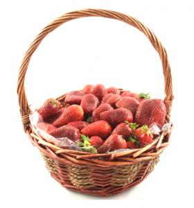 Strawberries Basket0