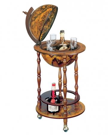 Ottante Firenze Globe Bar, by Zoffoli, made in Italy