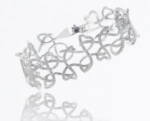 Victoria Diamonds Colier si Bratara2