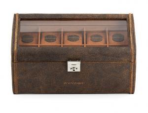 Set Cutie 20 ceasuri Cubano Piele Naturala by Friedrich si Note Pad Burgundy Hugo Boss2