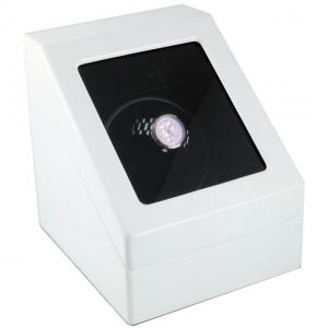 Watch Winder Monaco Weiss 2 White by Designhütte – Made in Germany0