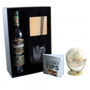 Whisky Tips & Glenfiddich Set0