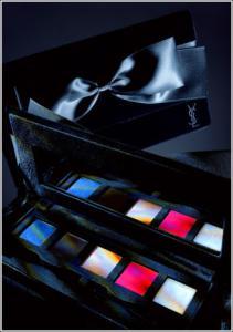 YSL Luxury Velvet Clutch1