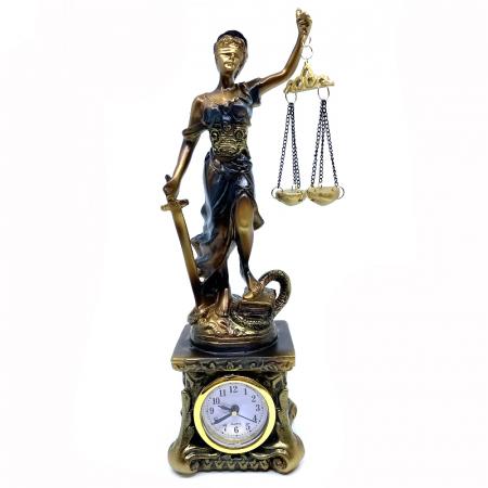 Zeiţa Justiţiei - Time for Justice [0]