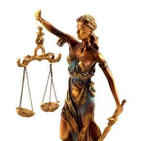 "Statueta ""Zeita Justitiei"" 30cm1"
