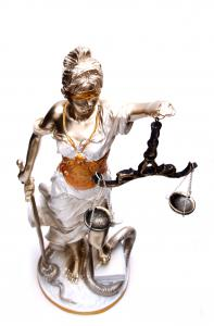 Zeita Justitiei Pearlescent 40 cm2