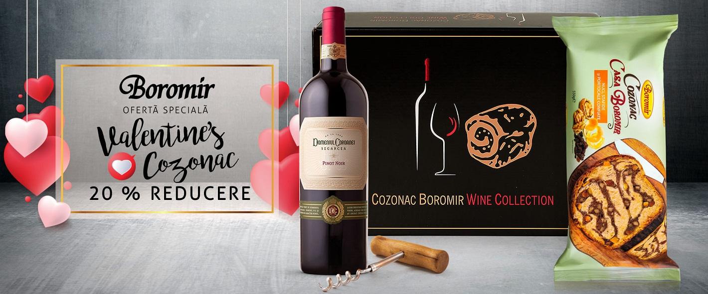 Cozonac Wine Collection