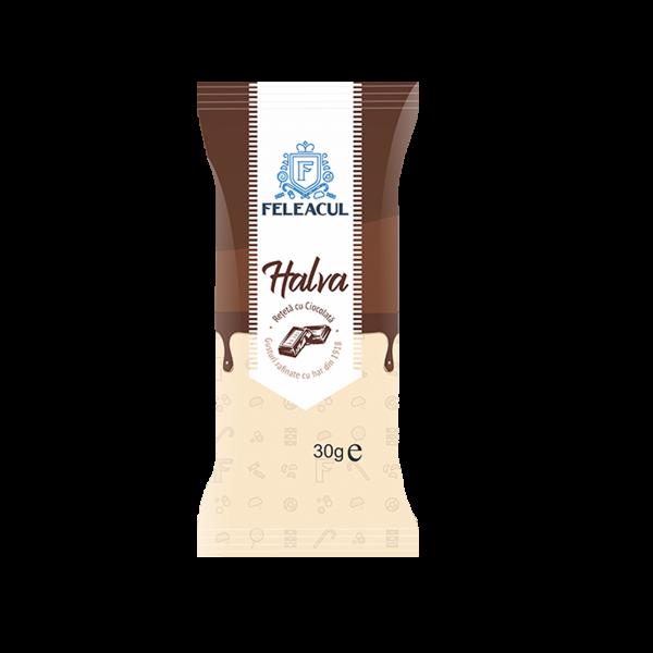 Halva Feleacul cu ciocolată 30g 0