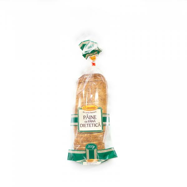 Pâine cu faină dietetică Boromir 300g [0]