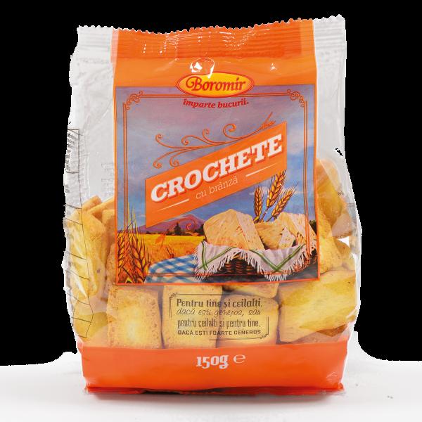 Crochete cu brânză 150g 0