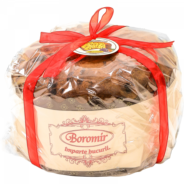 Panettone Borromir Magnum 3.2kg - (2 zile de preparare de la comanda) 0