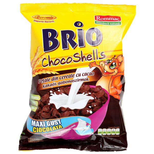 Cereale Brio ChocoShells 250g 0