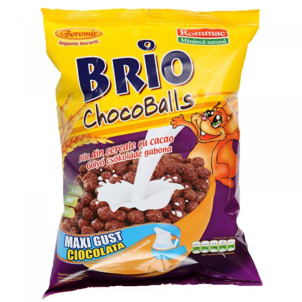 Cereale Brio ChocoBalls 250g [0]