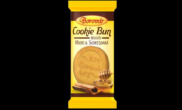 Biscuiți cu miere și scorțișoară 40g [0]