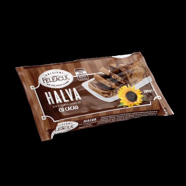 Halva cu cacao 200g 0