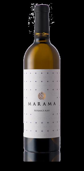 Segarcea Marama - Vin Feteasca Alba Sec 750ml, alc.12%, an 2017 0