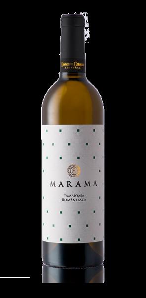 Segarcea Marama - Tamaioasa Romaneasca Sec 750ml, alc.13%, an 2018 0
