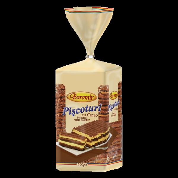 Pișcoturi cu cacao 400g 0