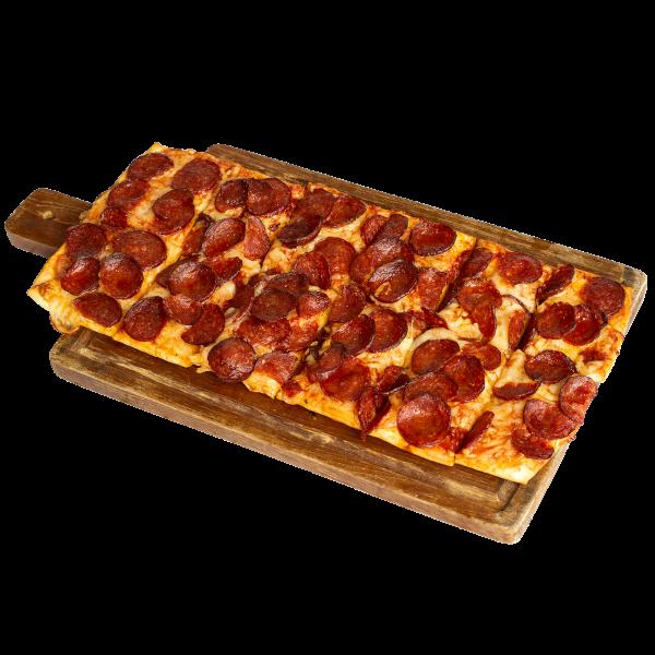 Pizza Pepperoni 4*175g congelata 0