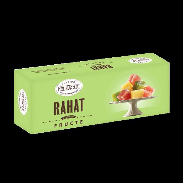 Rahat cu aroma de fructe 250g 0