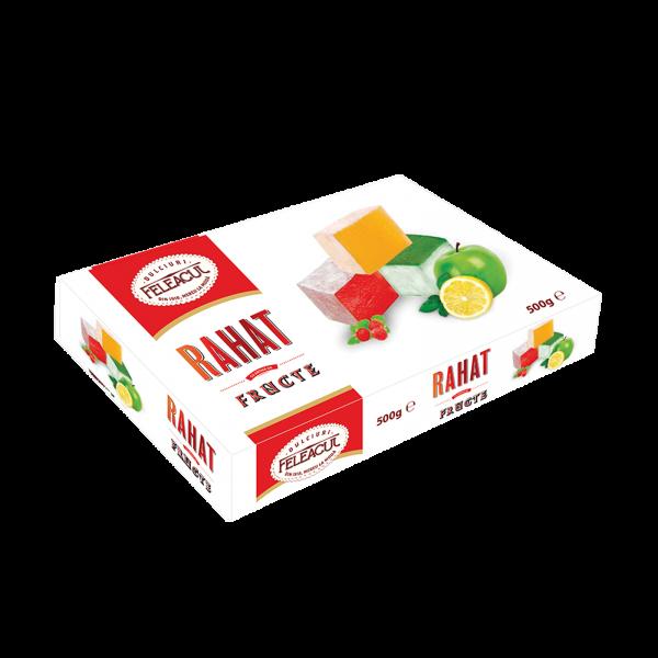 Rahat cu aromă de fructe 500g 0