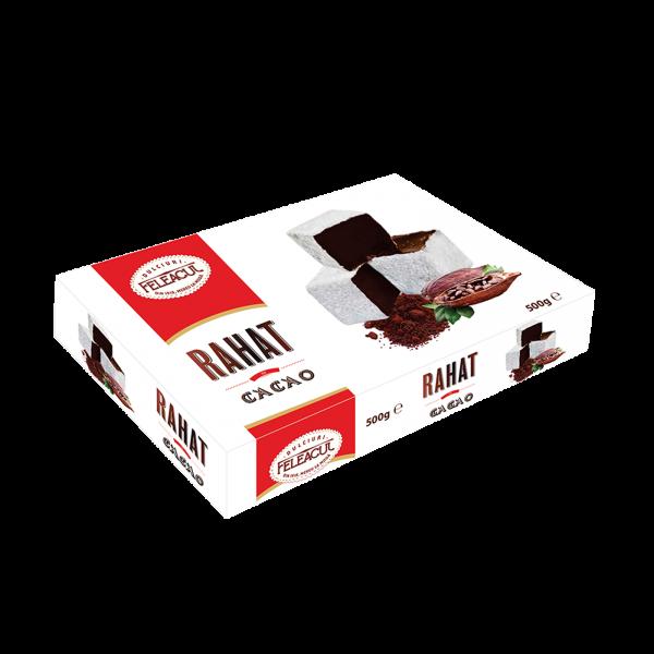 Rahat cu cacao 500g 0