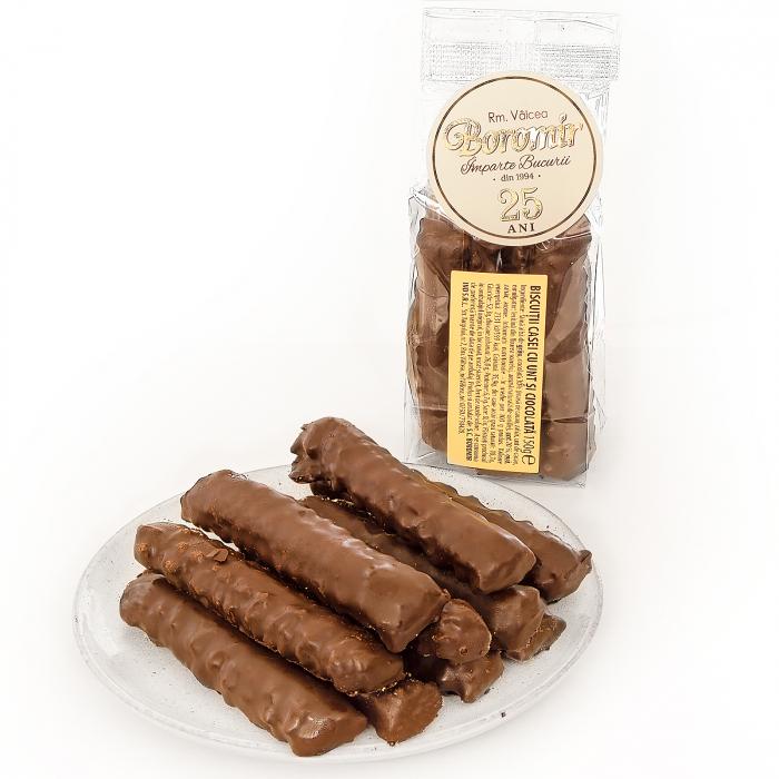 Biscuitii casei cu unt si ciocolata 150g 0