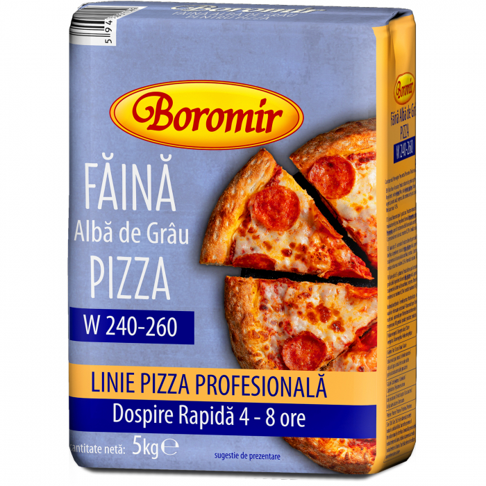 Faina alba de grau pentru pizza 5kg [0]