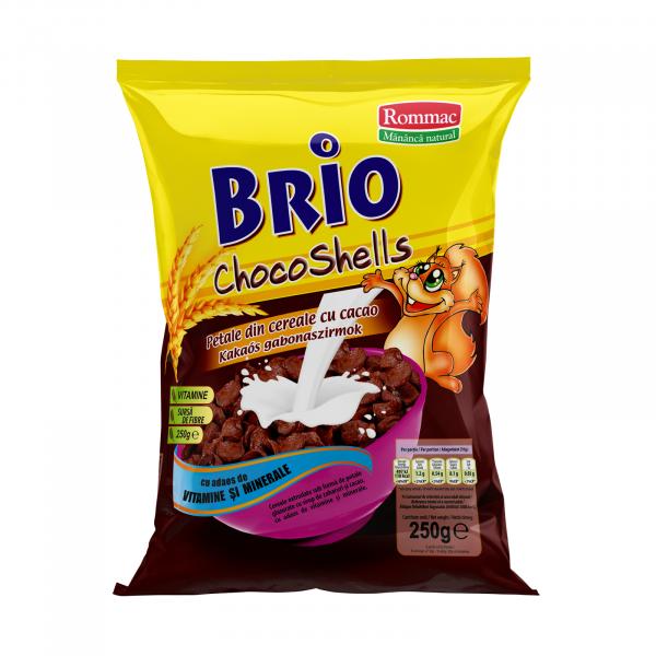 Cereale Brio ChocoShells 250g 1