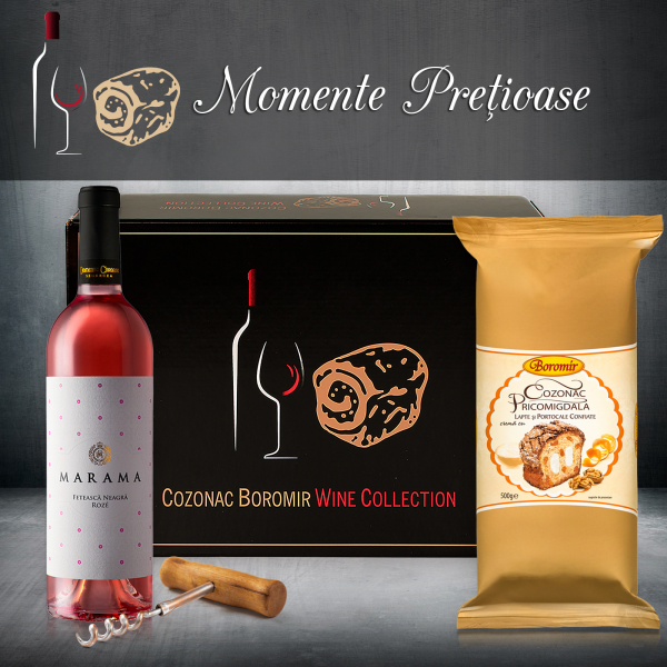 Colectia Boromir Wine Collection - Momente Pretioase 0